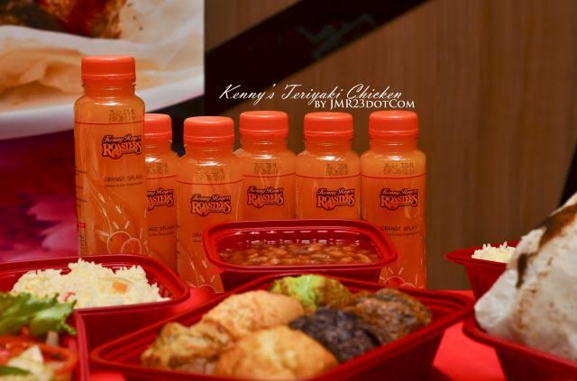 Ayam Teriyaki Sedap – Kenny's Teriyaki Chicken di Kenny Rogers Roasters