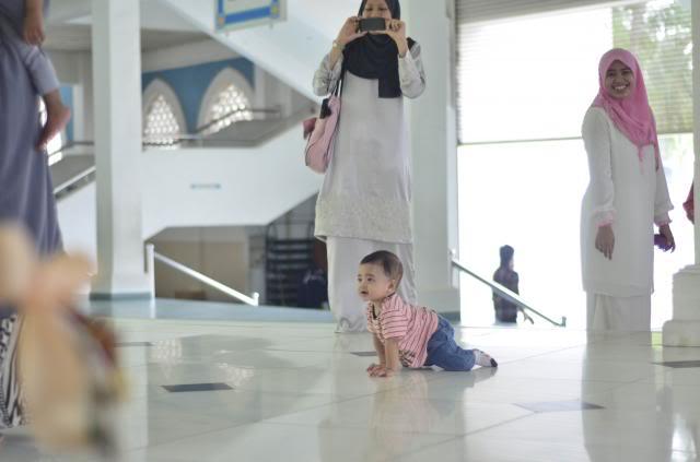 Akad nikah di Masjid Negeri Sultan Ahmad Shah 1, Kuantan