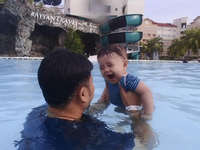 Kegembiraan anak, kebahagiaan kami.