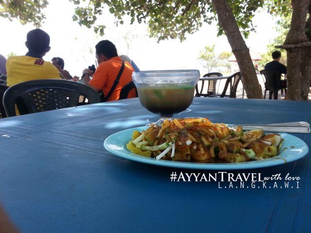#AyyanTravel..Percutian pendek ke Pulau Lagenda-Langkawi