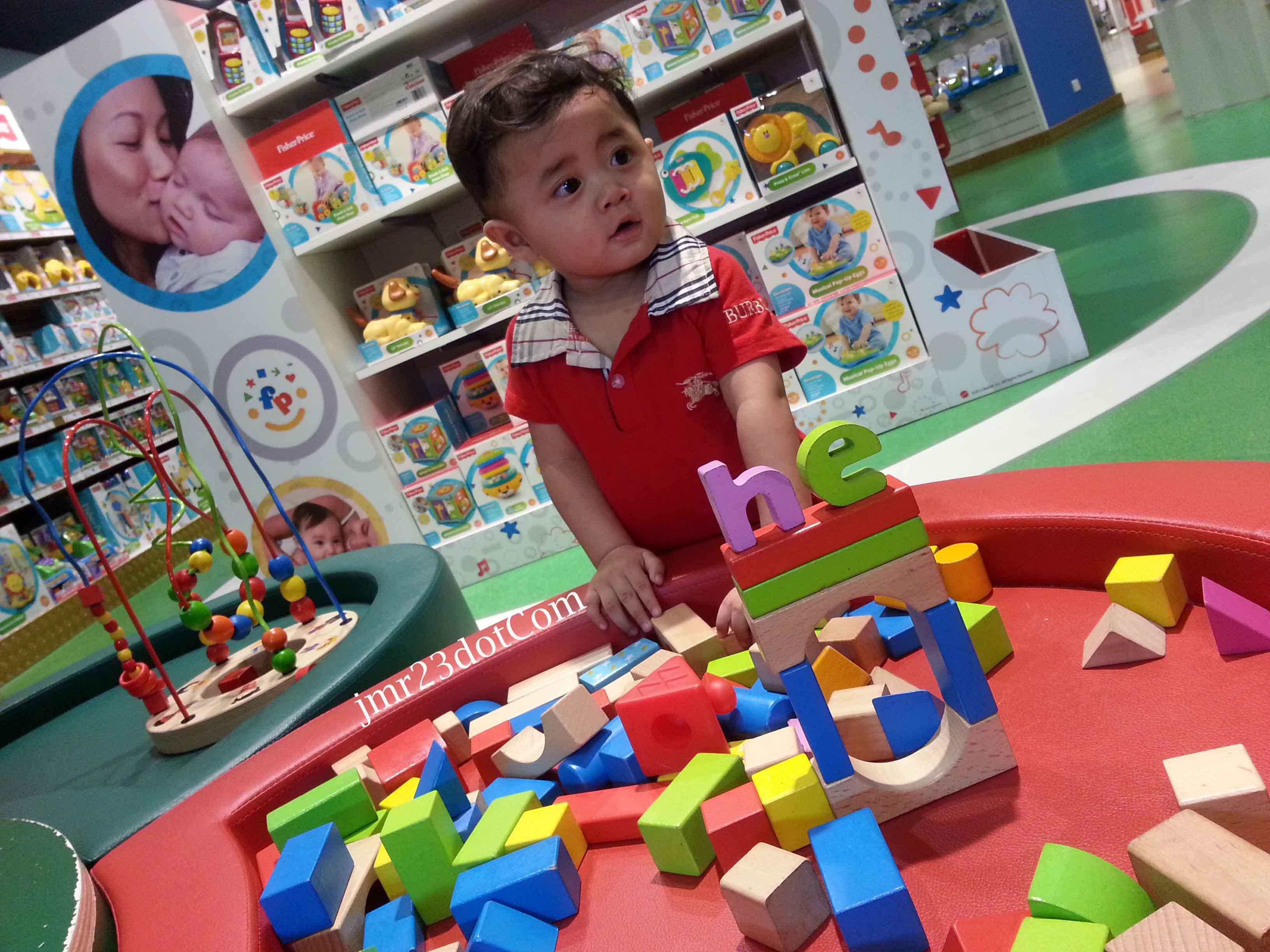 Hamleys One Utama – 'fefeeling' shopping toys di London dan tips membeli dengan bijak…