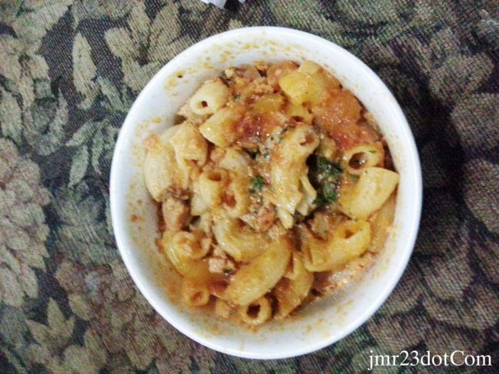 macaroni bakar sedap