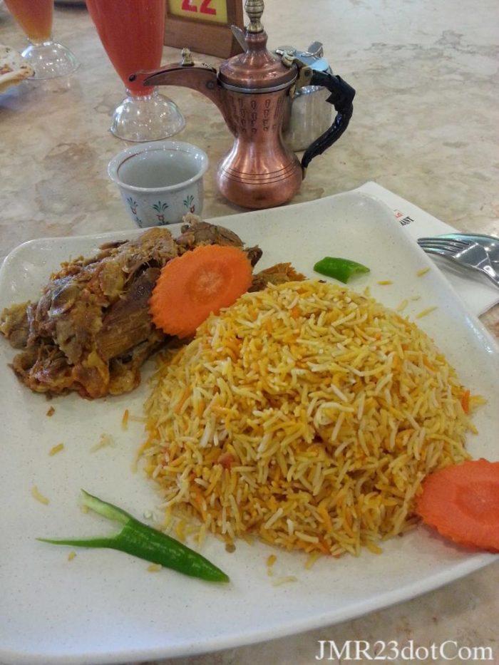 menu sedap al-rawsha