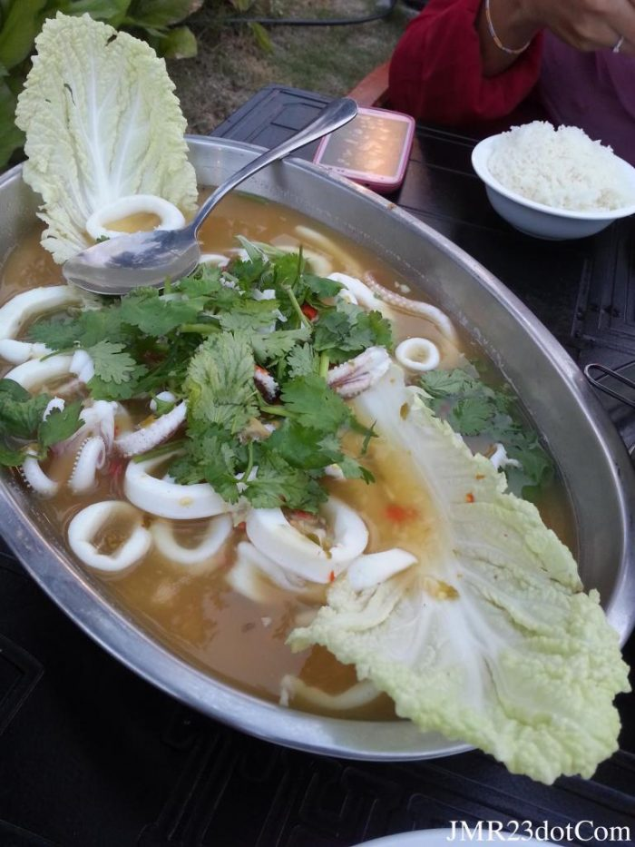resipi sotong pedas