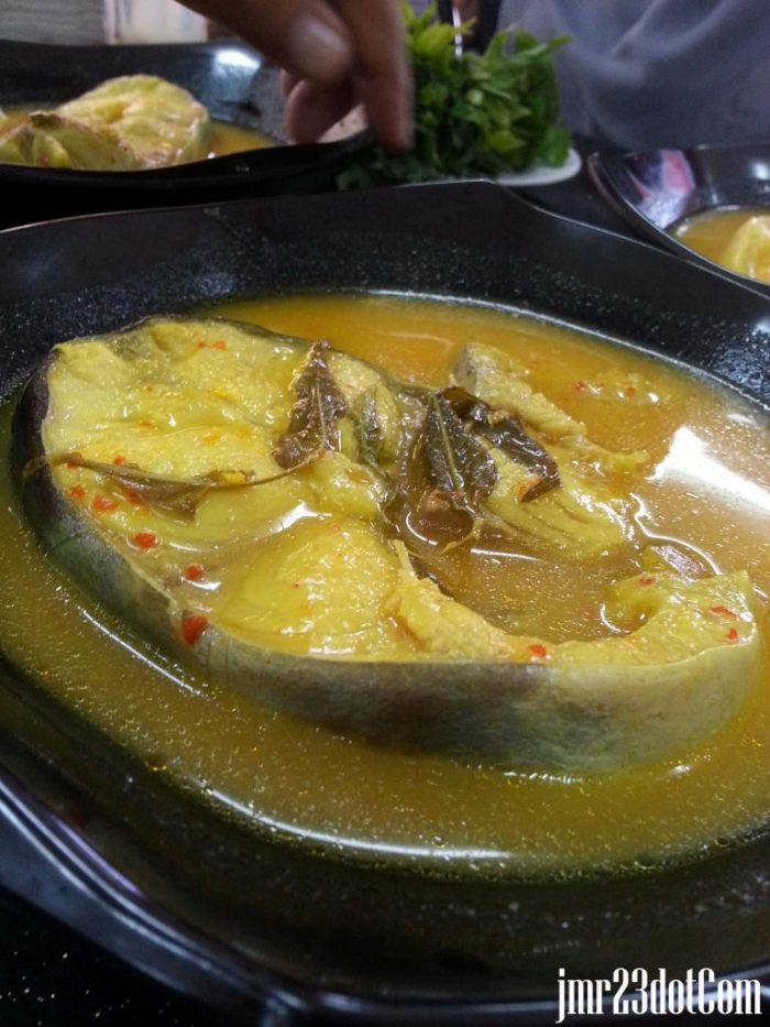 Menu Patin Buah Original masak tempoyak
