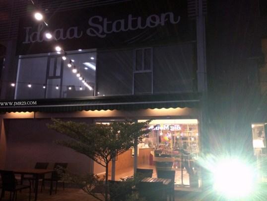Makan Malam bersama Blogger Malaysia . Cara terbaik Deqnoor rapatkan Ukhwah!
