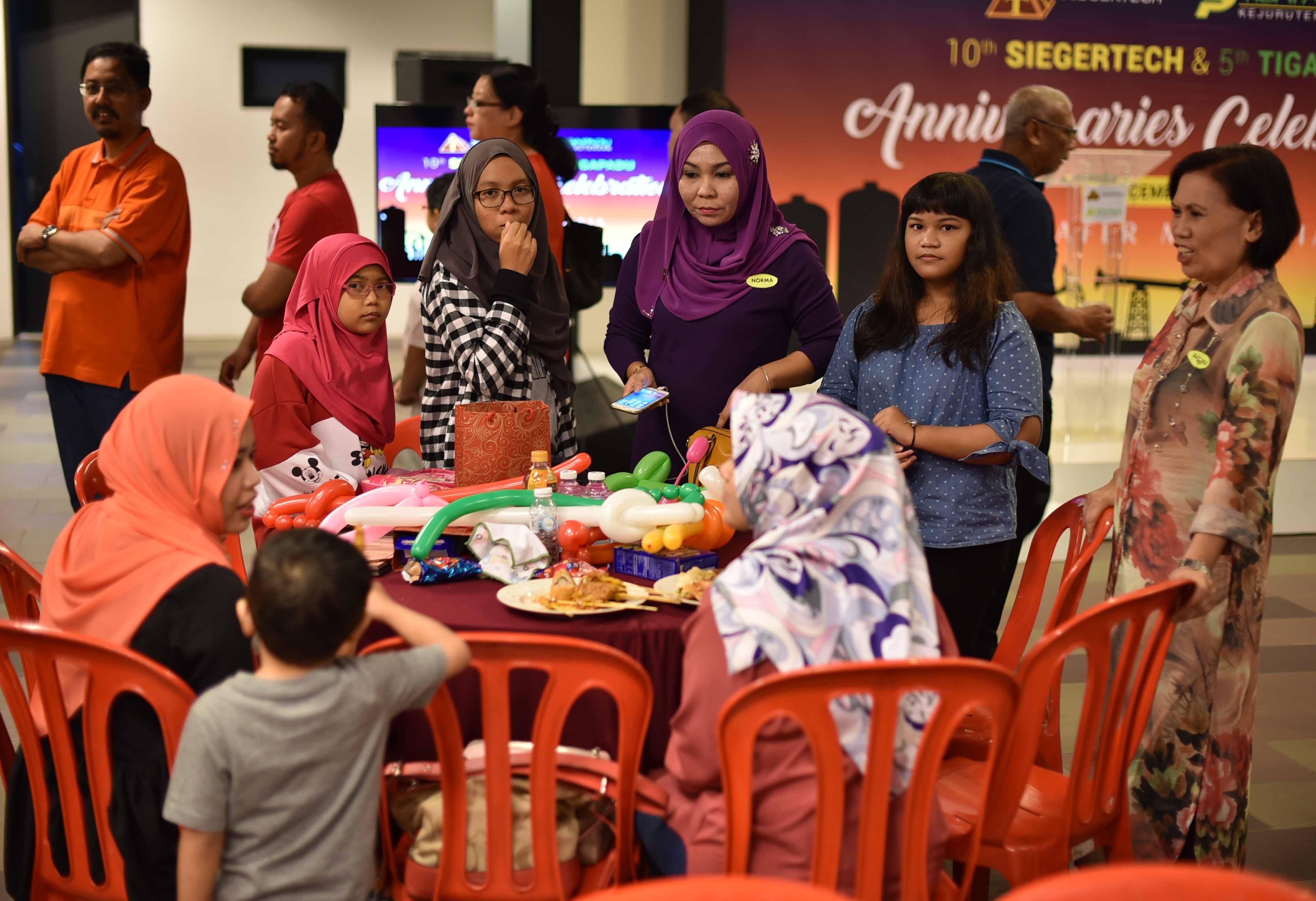 Anniversary Dinner 2016: Rezeki Datang Dalam Pelbagai Bentuk.