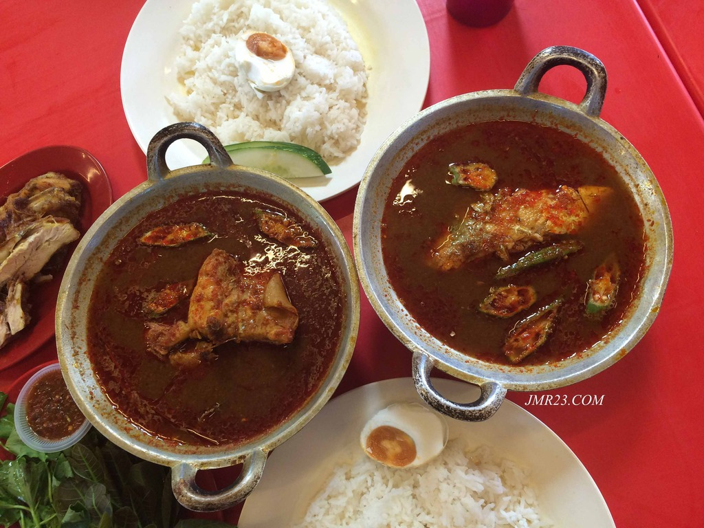 4 Tempat Makan Wajib Singgah di Melaka.