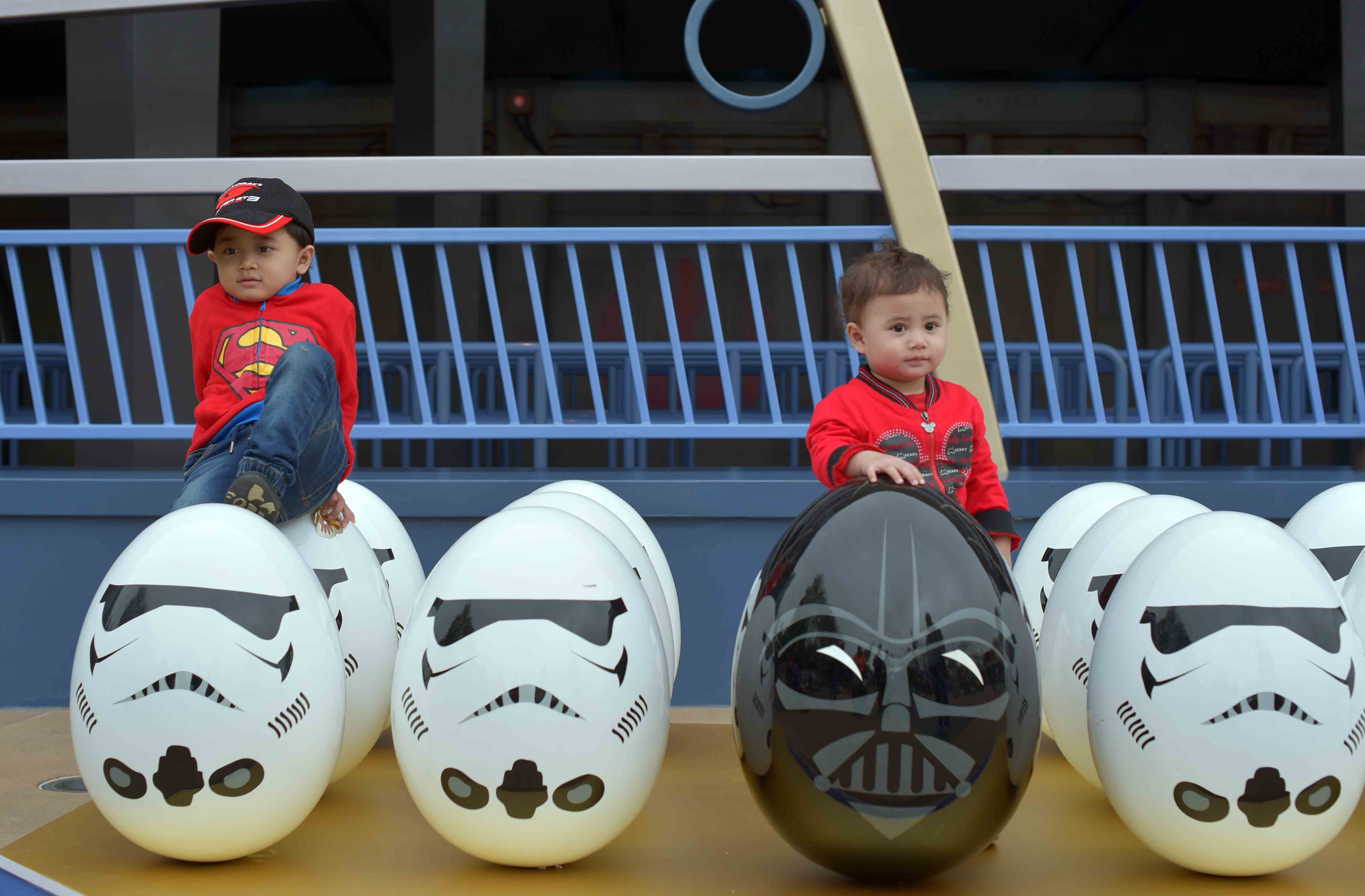 Pengalaman ke Hong Kong Disneyland bersama Anak-anak [Part 2]