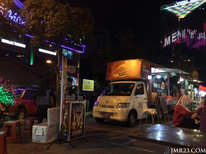 food truck shah alam