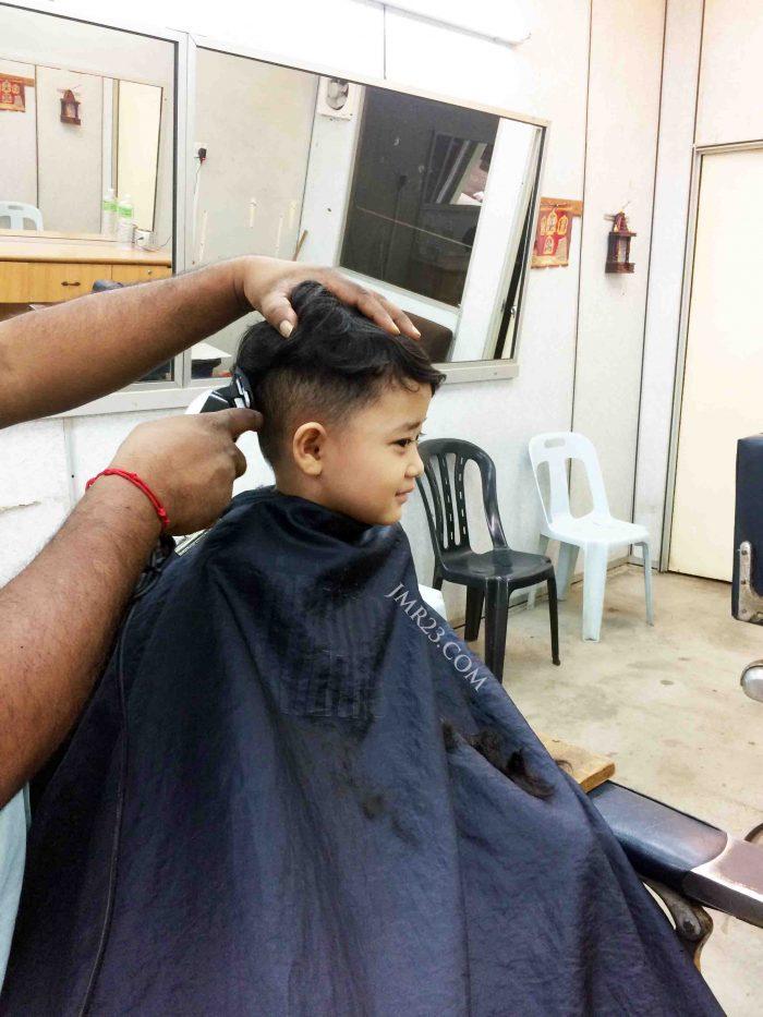 tips jimat boy haircut