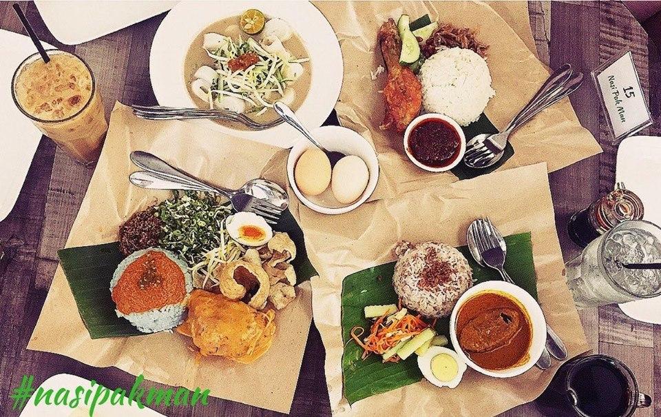 Nasi Pak Man Kota Damansara