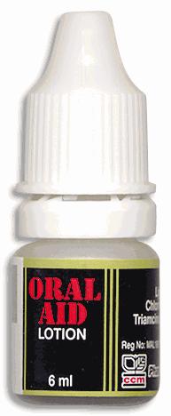 oral aid ubat ulser dalam mulut