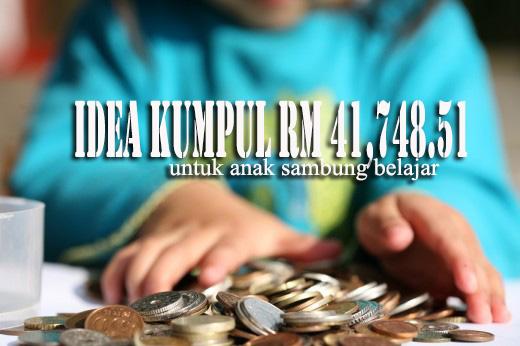 Idea Kumpul RM 41,748.51 untuk Anak Sambung Belajar