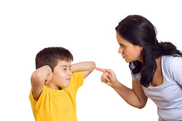 Anak Lebih Degil Apabila Selalu Dimarah.