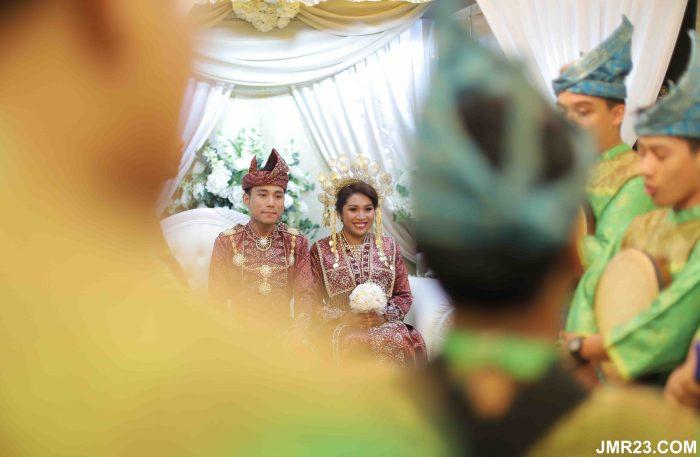perkahwinan di Desa Kartika, Singapore