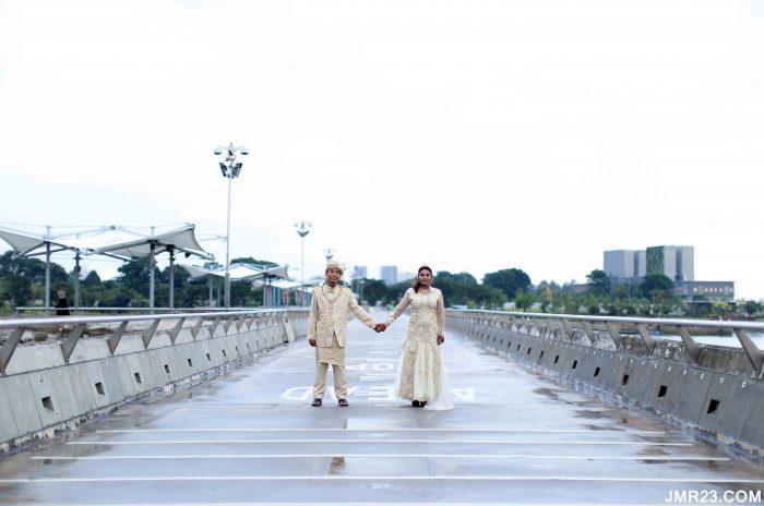 Fotografi Perkahwinan di Singapore