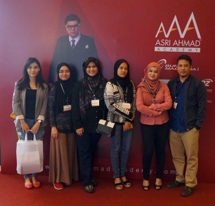 Seminar Labur Saham 2018 Asri Ahmad Academny
