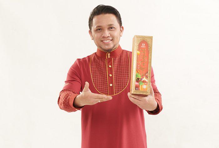 duta produk Jus Hidayah Gold