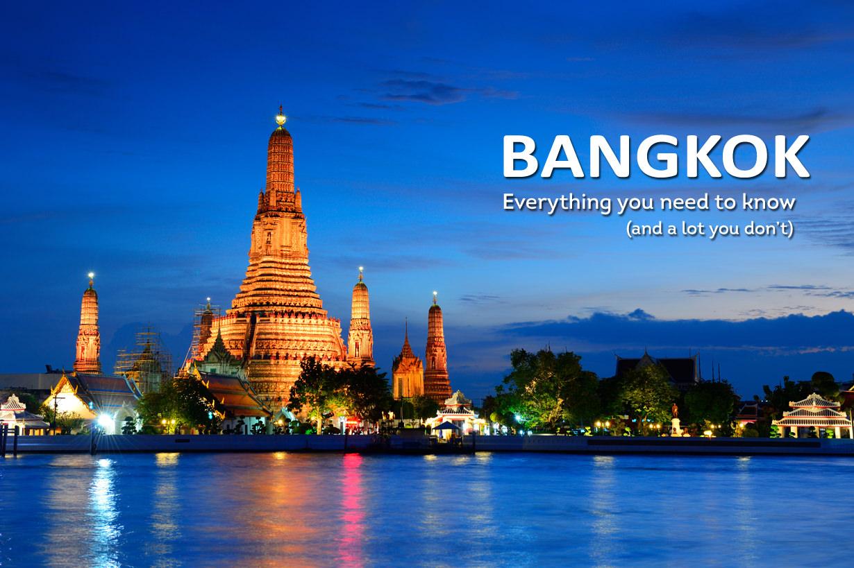 Jom terbang dari Kuala Lumpur ke Bangkok! Ini Cara Jimat Untuk Ke Sana.