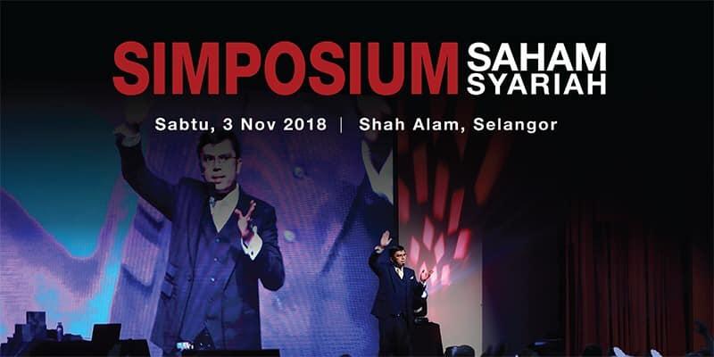 Ilmu Baru di Simposium Saham Syariah 2018