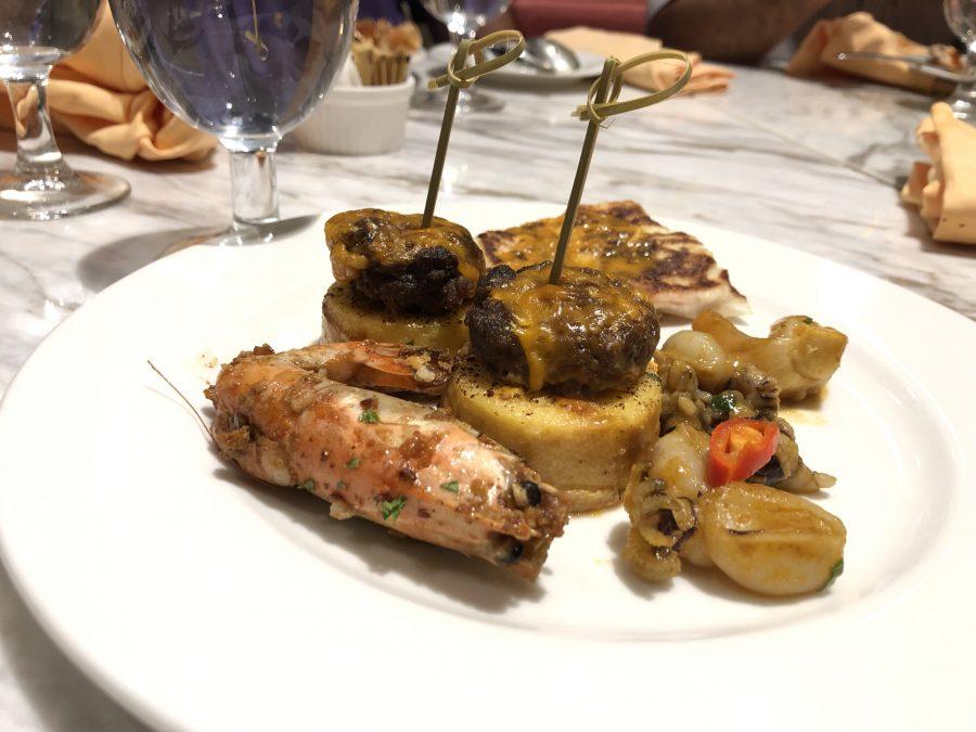 Annual Dinner 2018 di Feast, Hotel Sheraton P.J