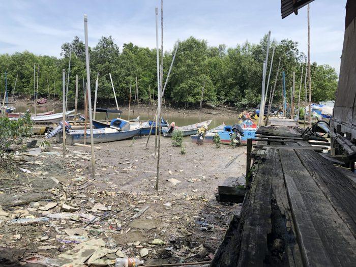 jeti pangkalan kampung telok nipah