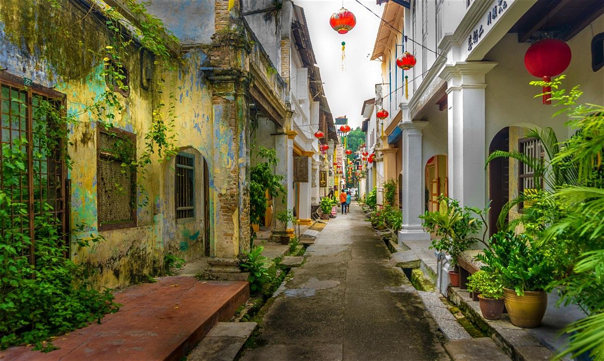 bandar menarik di malaysia