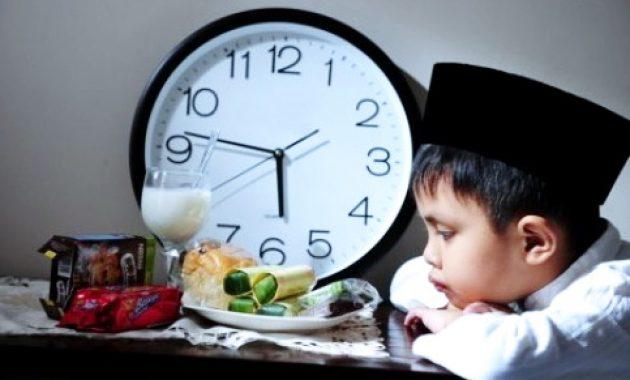 Tips Galakkan Anak Makan Sewaktu Bersahur