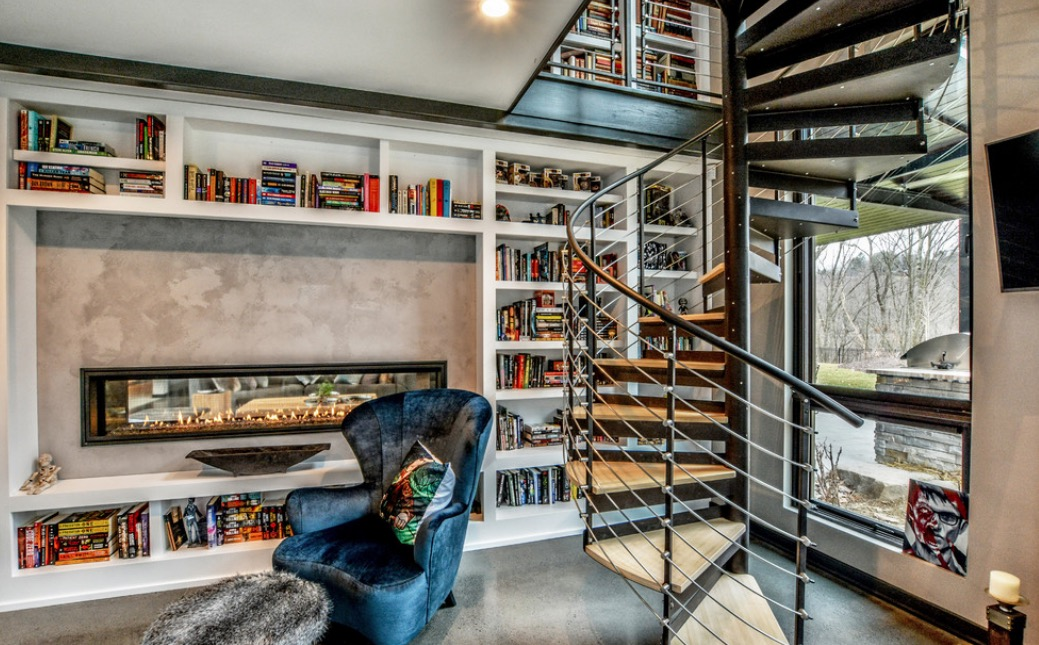 How Do You Design Home For Someone With >> How To Create Your Very Own Home Library Yes It Can Happen
