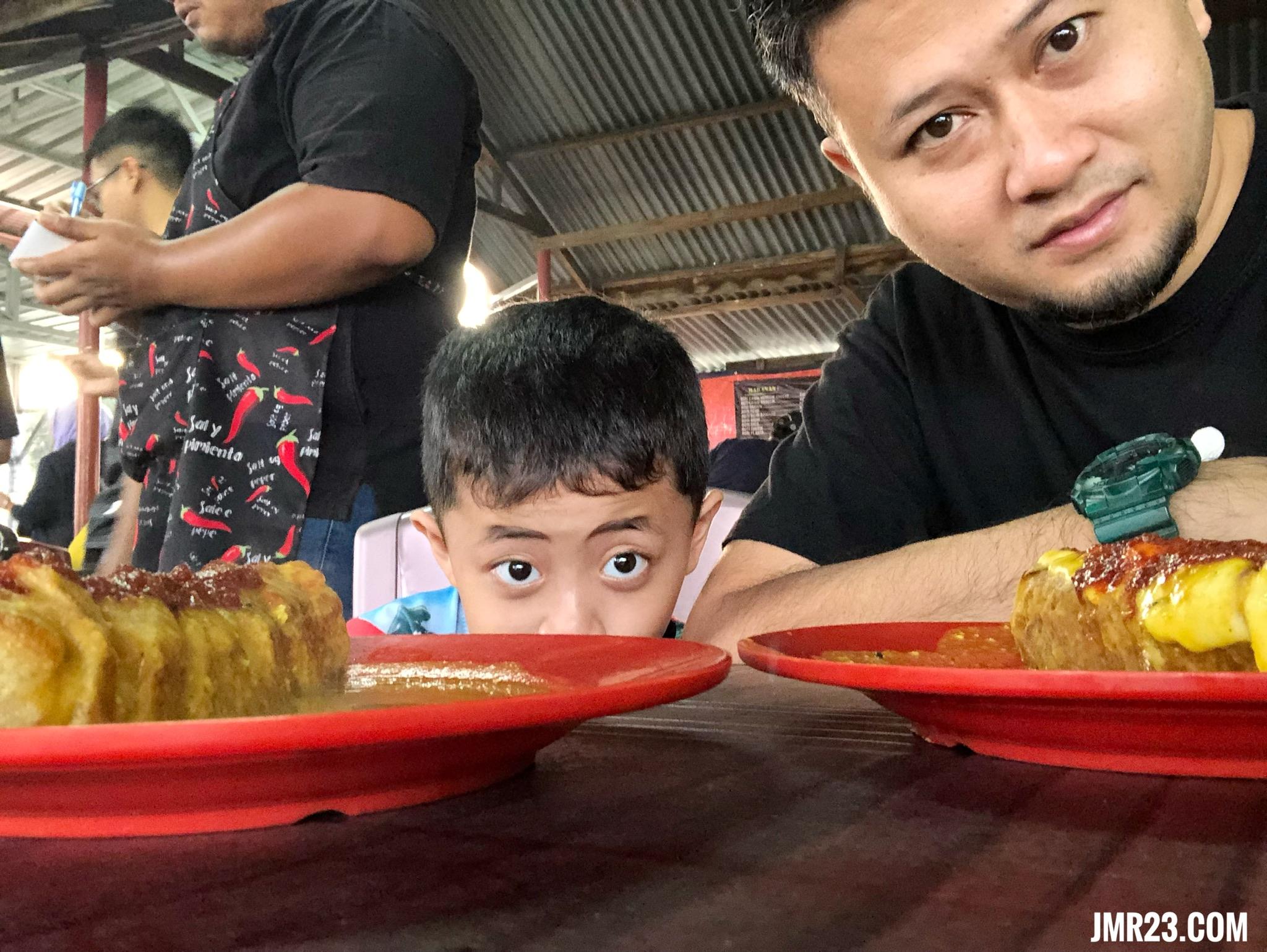 Roti Canai Merecik @ Barakah Corner Melaka