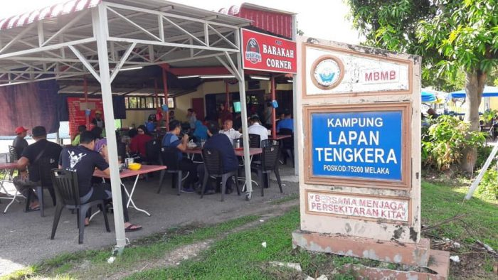kedai makan sedap Melaka
