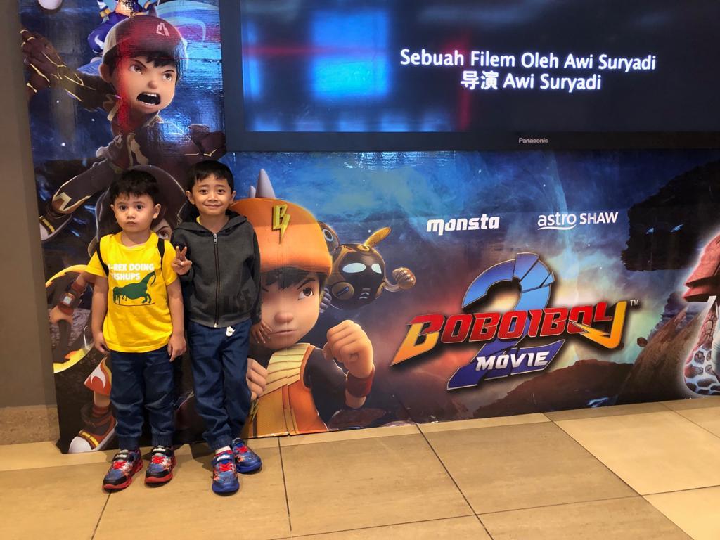 5 Sebab Boboiboy Movie 2 Dapat Kutipan Tinggi.