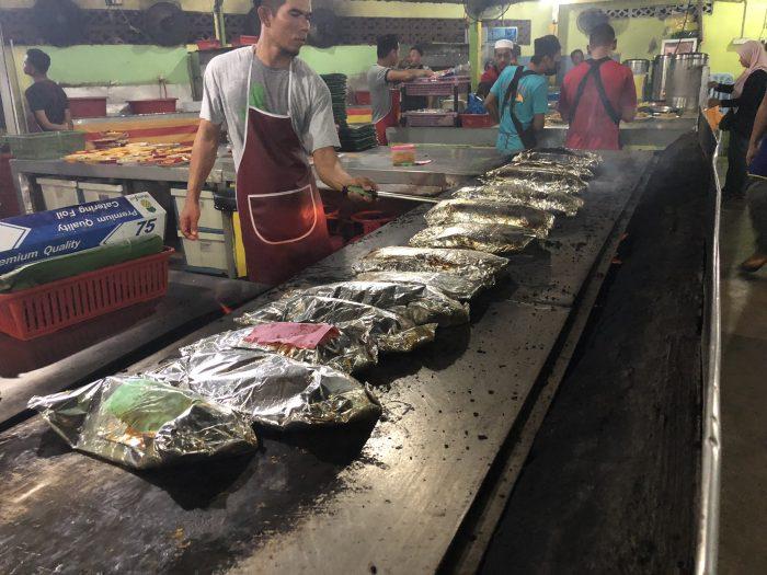 kedai ikan bakar besut