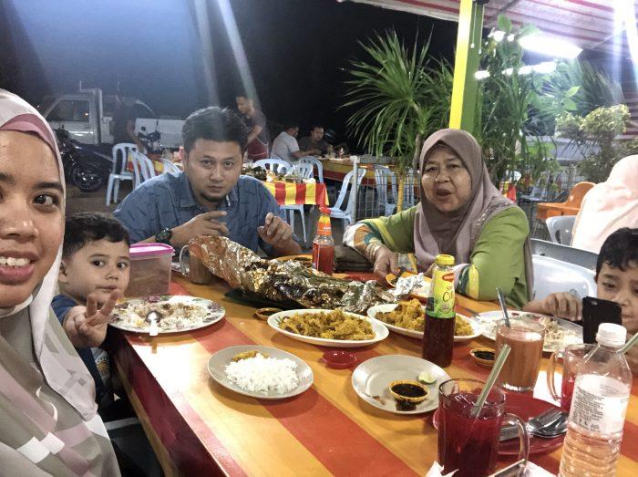 Zul Ikan Bakar Besut