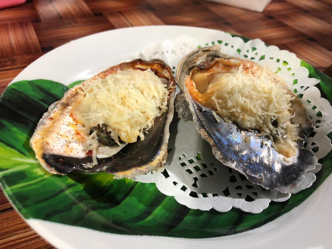 Tempat Makan Sedap Di Kelantan: Maggie Tiram Pokweil