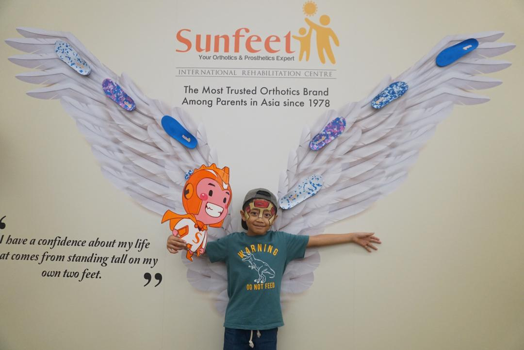 Promosi Back To School Sunfeet – Masa Terbaik Untuk Membeli Kasut Sekolah Anak.