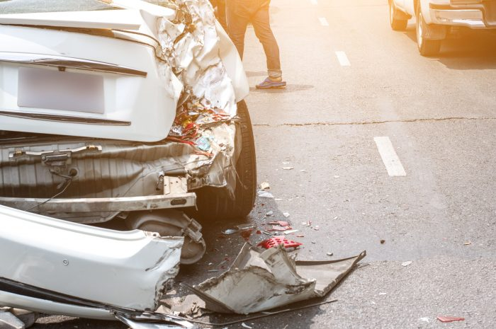 Apa Nak Buat Bila Terlibat Dalam Kemalangan Kereta?
