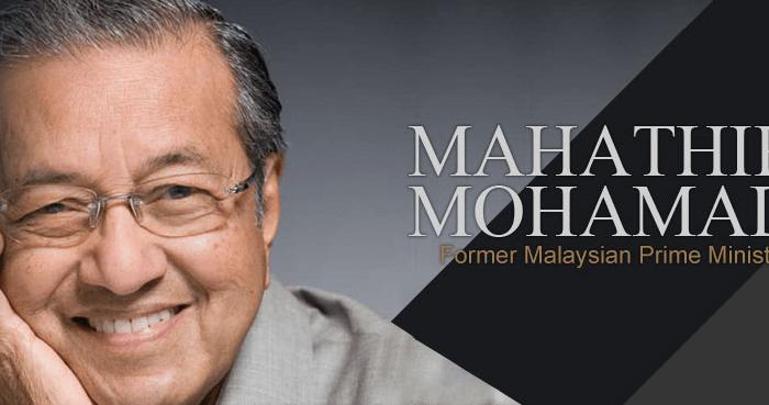 17 Nasihat Emas Dari Tun Mahathir Mohamad