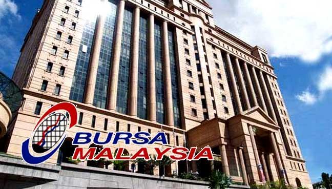 Rekod Jumlah Dagangan Tertinggi Di Bursa Malaysia