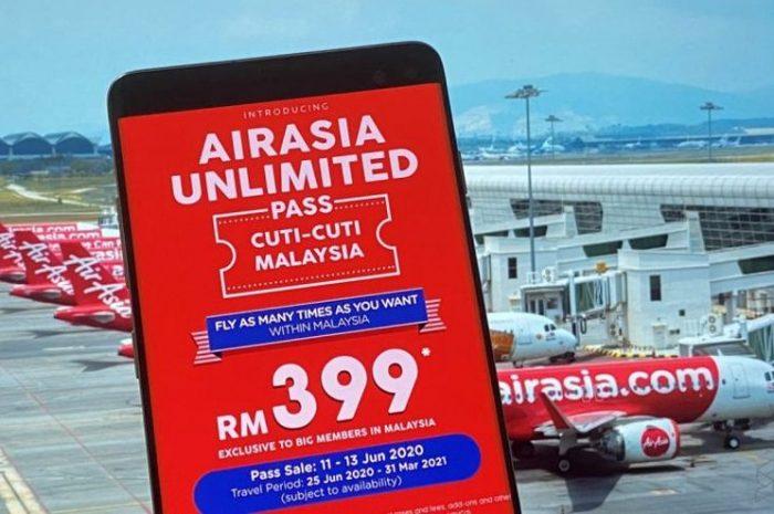 Majikan Baik Ini Belanja RM20,000 Belikan AirAisa Unlimited Travel Pass, Bukan Untuk Kayakan Tony Fernandes!