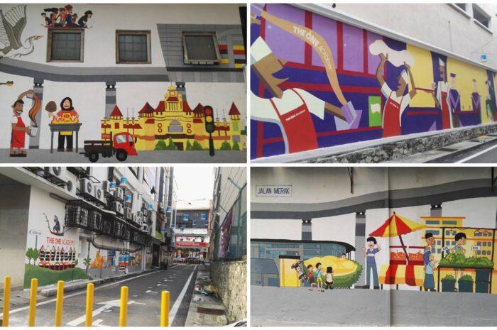 6 Mural Seni Jalanan Yang Menghidupkan Suasana Kota Di Selangor.