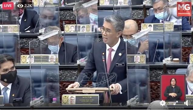 TERKINI I-SINAR : PENGELUARAN RM10,000 DIBENARKAN UNTUK 8 JUTA PENCARUM