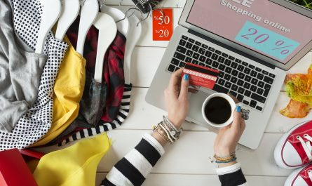 how to shopping online
