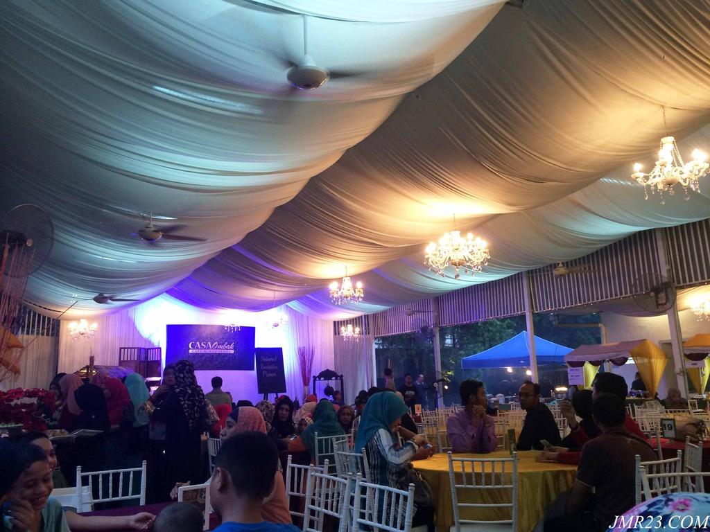 """Buffet Ramadhan """"Selera Kampung"""" @ Casa Ombak"""