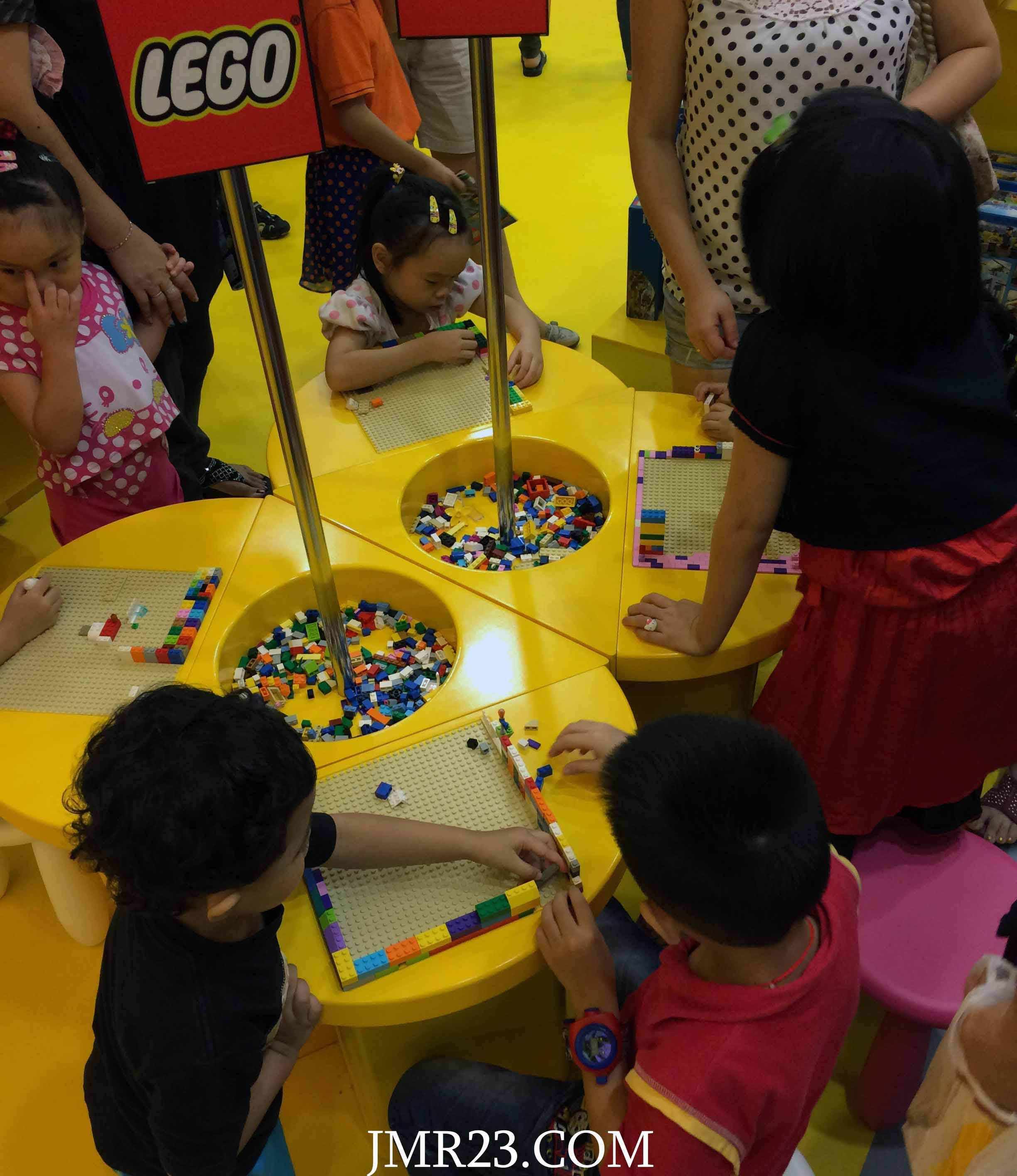 LEGO Classic & Dayyan – asah kreativiti dan innovasi.