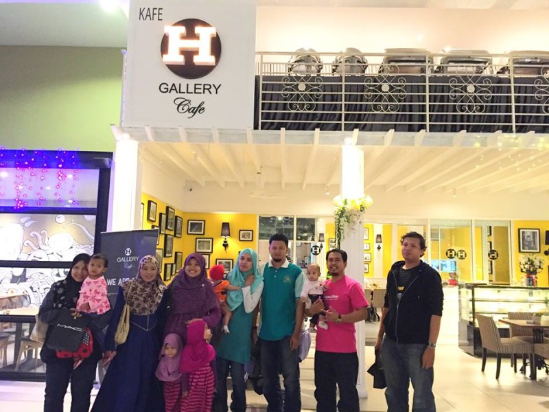 H-Gallery Cafe-Sunway Nexis