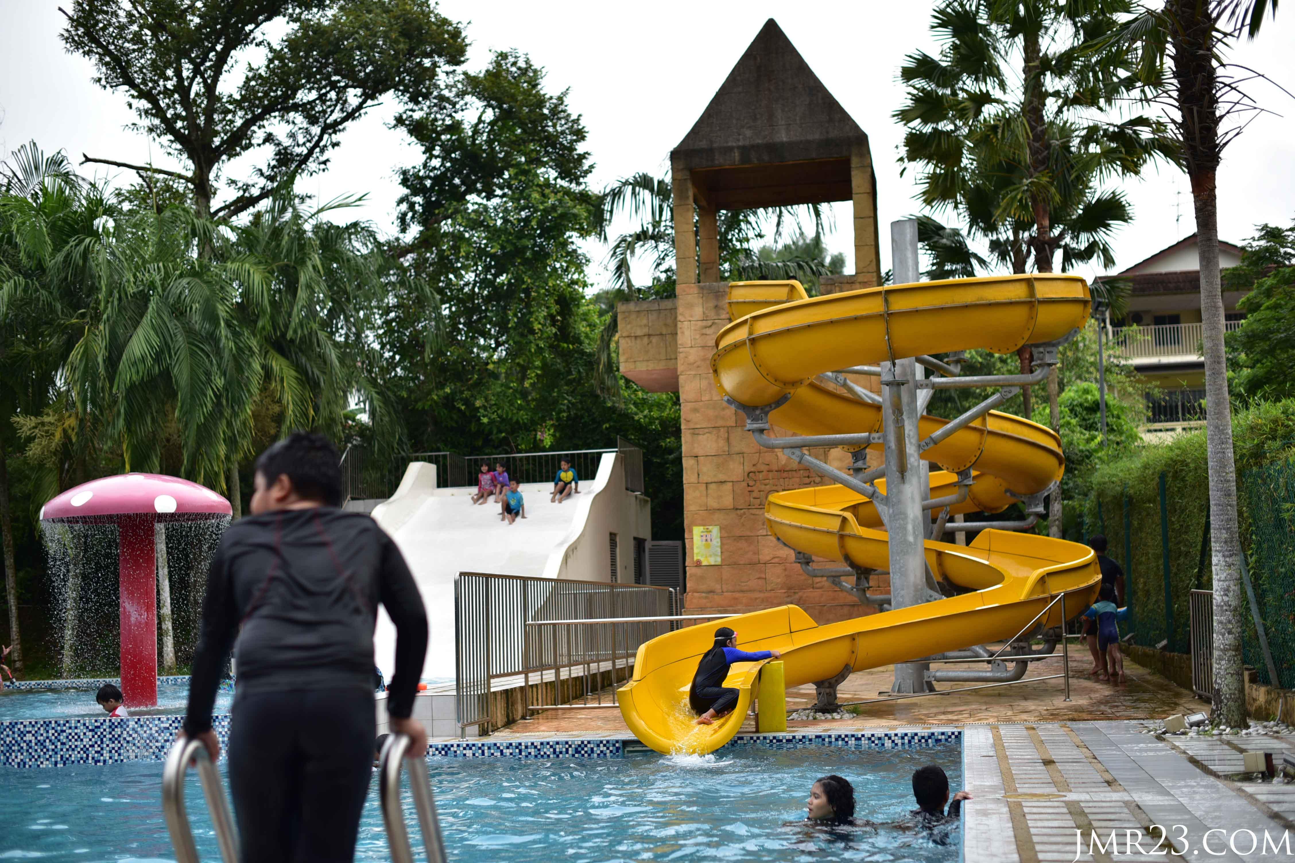 M suites Johor hotel
