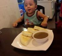 Roti Arab & Soup