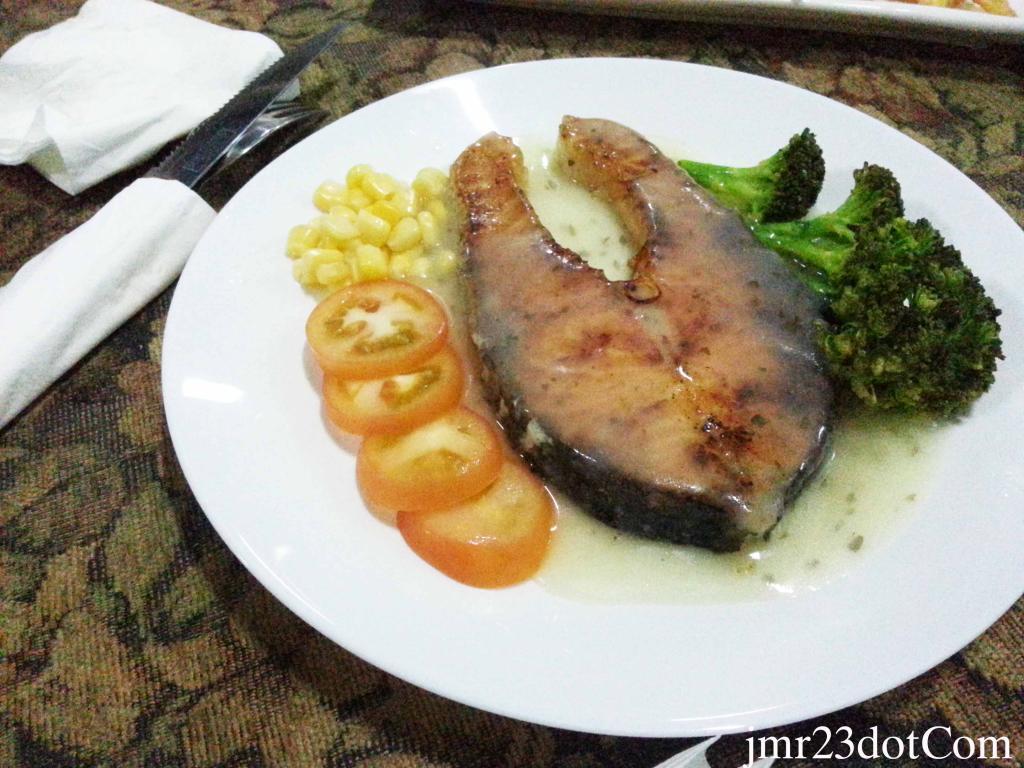 Western food sedap di Granny's Restaurant